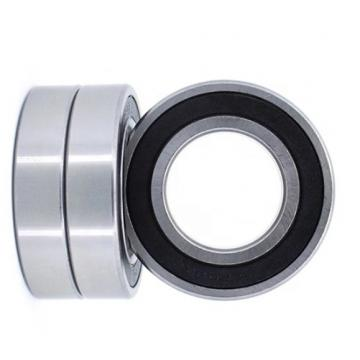 Factory Direct Supply High-Precision 6206 2RS Deep Groove Ball Bearing